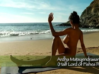 Nude Yoga Ocean Goddess Trailer