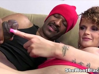Tiger Woods Mistress Fucked by Black Cock