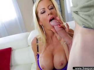 ALEXIS FAWX TALKS DIRTY TO STEPSON