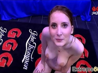 Lia Louise And Pissed All Over