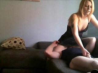 Hot Home Made FaceSitting milf Video