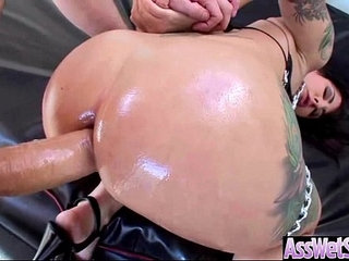 Anal Sex Tape With Luscious Hot Big Ass Girl clip